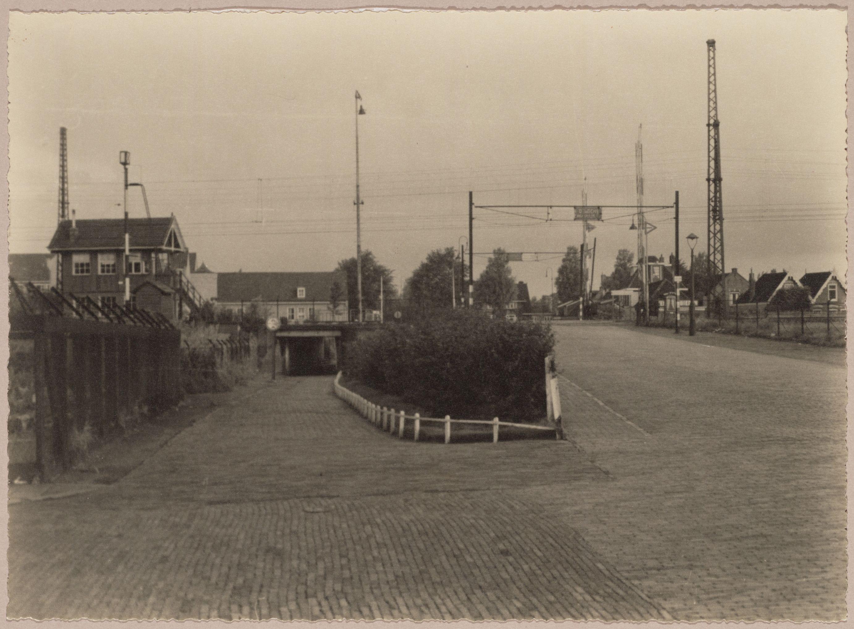 De situatie in 1939. Vervaardiger: onbekend. Collectie Regionaal Archief Alkmaar. Cat. nr.: FO 1000121