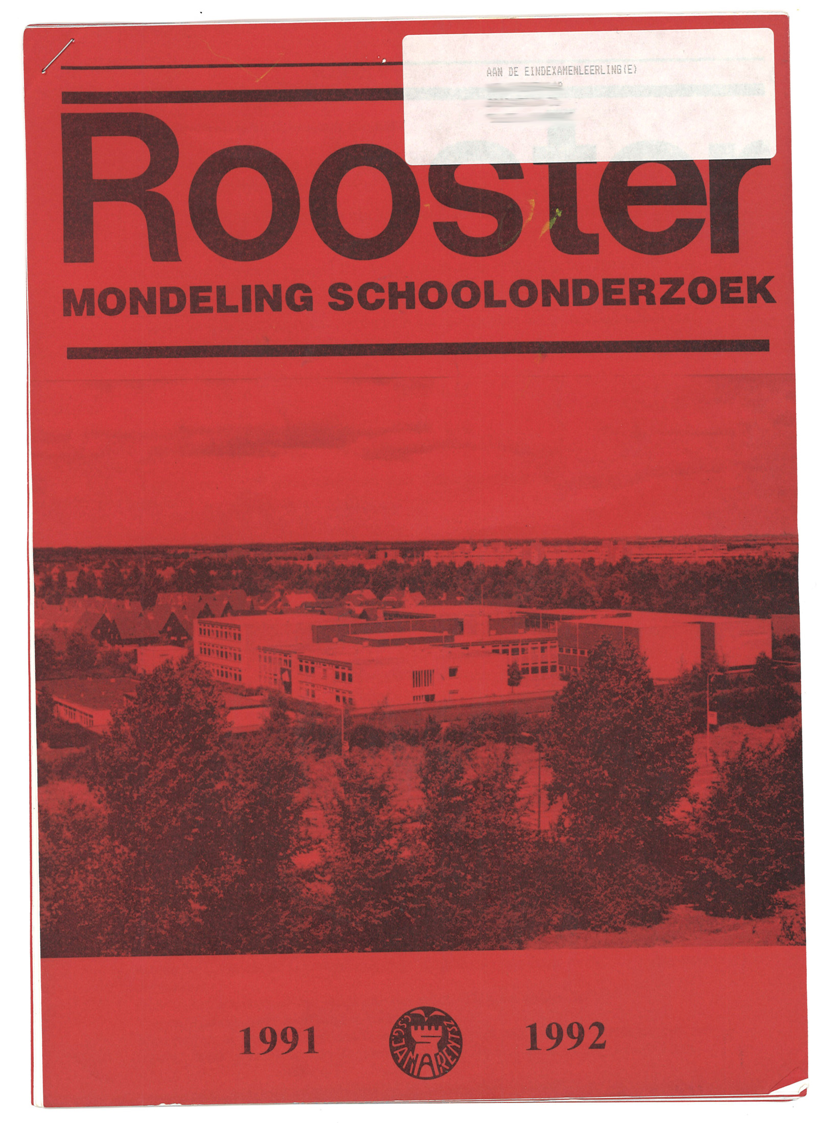 rooster 1991 1992