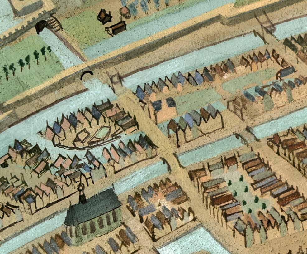 Alkmaar in 1573